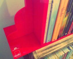 Ponto de troca de livros Circulê